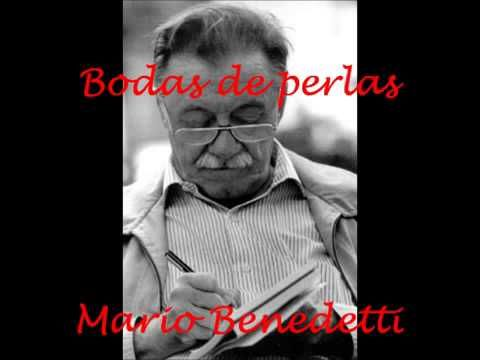 Mario Benedetti - Bodas de perlas.