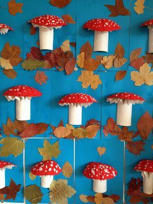 Onderwijs en ICT: 30 originele manieren om onze school te versieren in de herfst
