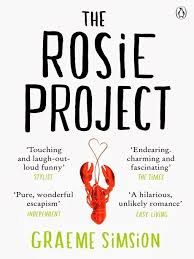Still to read! The Rosie project!