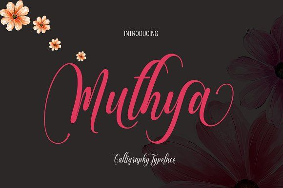 Muthya by Groens on @creativemarket