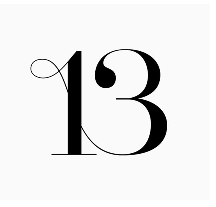 Tattoo Designs Numbers: Best 25+ Number Tattoo Fonts Ideas On Pinterest