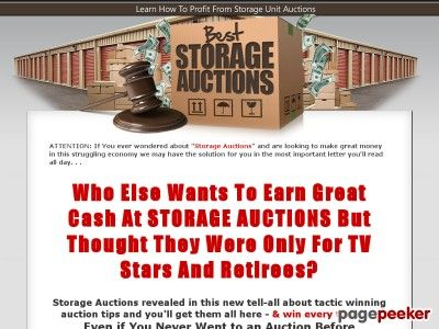 #New post #Best Storage Auctions  http://pagepeeker.com/t/l/www.beststorageauction.com     Storage Auctions Have Become Popular Thanks To Tv Shows And As People Search For New Means Of Income. Very Easy Sell With Our Large Offer. Best Storage Auctions Affiliates Supported With Exceptional Tools: www.beststorageauction.com/cbaffil.html  Best Storage Auctions   Post ID is empty in... https://www.shopnet.one/best-storage-auctions/