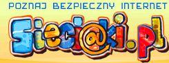 Sieciaki - bezpieczny Internet dla dzieci i młodzieży. Sieciaki zapraszają dzieci do zabawy na bezpiecznej stronie, na której zgromadzono: bajki, komiksy, radio, konkursy, nagrody, gry, kolorowanki.
