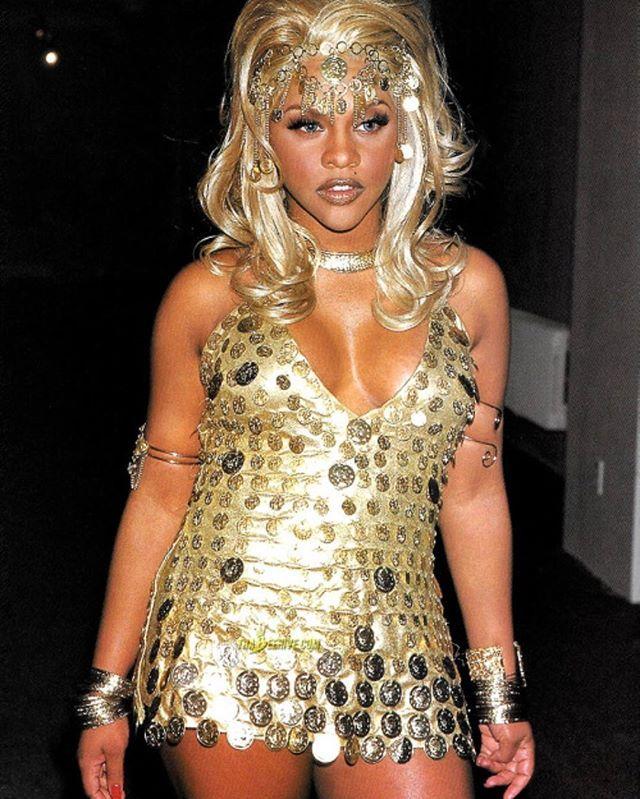 Golden Goddess  Lil' Kim