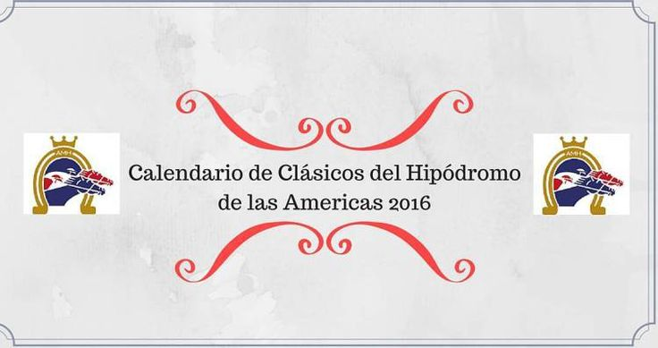 Calendario de Clásicos del HIpodromo de las Americas 2016. Vea todos los clasicos programados por edad o condicion en http://ift.tt/1RFT3jR #cavalo #caballos #yegua #mare #stallionmexsearch #caballocuartodemilla #cuartodemilla #quarterhorse #caballodecarreras #carrerasdecaballos #horse #sabiasque #caballo #muyinteresante #charreria #caballocriollocolombiano #caballosfinos #hipodromo #caballoscuartodemilla #aqha #hipodromodelasamericas Photos