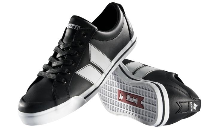 Boty Macbeth Eliot Premium black/white skladem na Slap.cz za 1 790 Kč