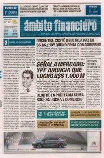 OpinionPublicaSantafesina(ops): diarios nacionales de hoy 31 de marzo