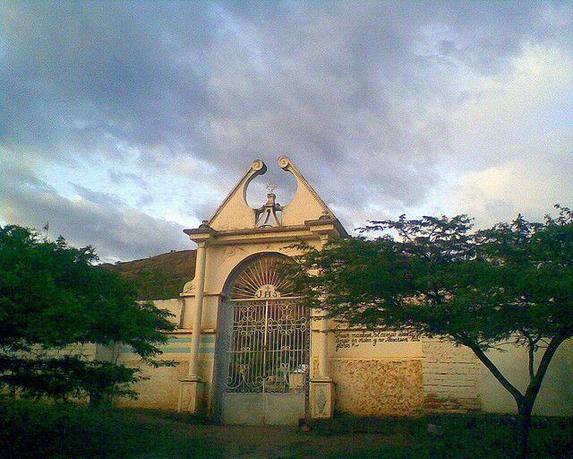 Cementerio (en Colombia, Huila) 2009