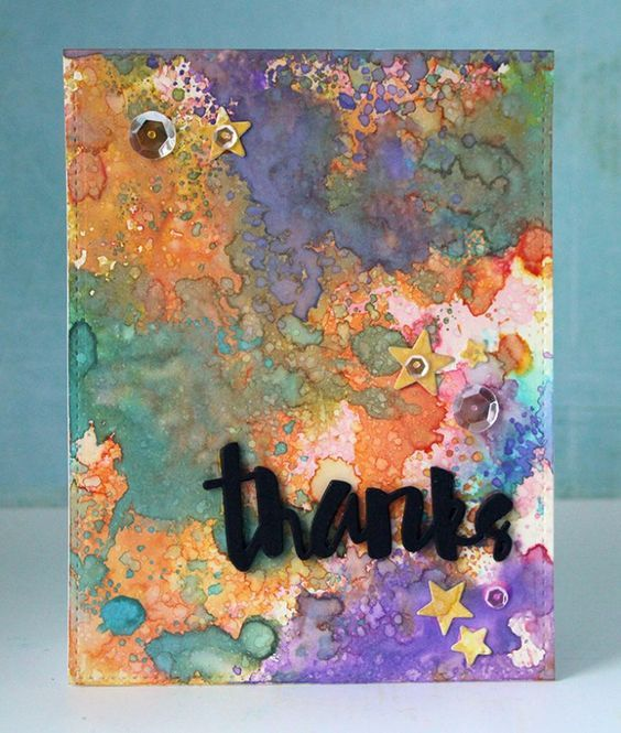 Tim Holtz New Oxide inks! Jenn Shurkus is on the Simon Says Stamp blog today with some fun projects!