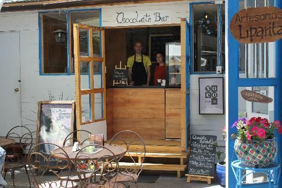 Xoco Por Ti Chocolate Bar en Barrio Italia, Santiago de Chile | Comidas con Onda | www.bayessence.com