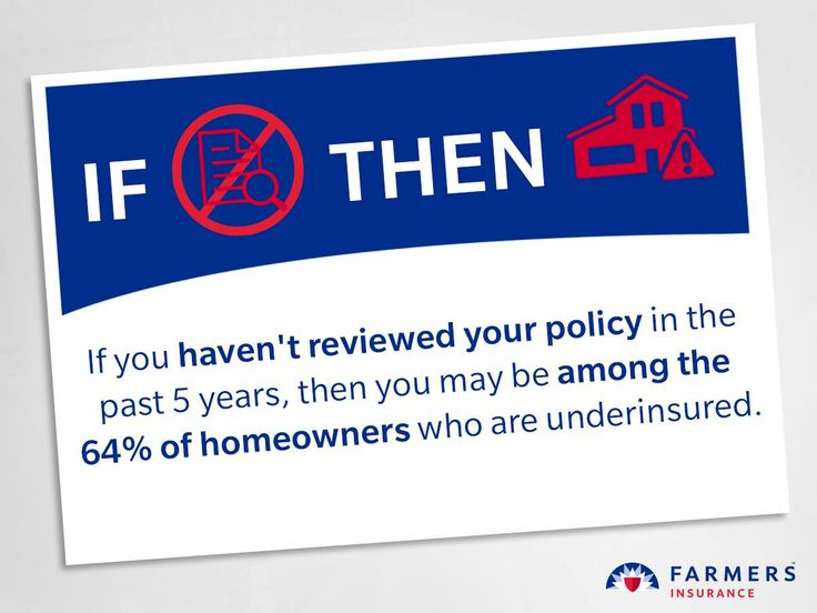 Dont just set and your home insurance update