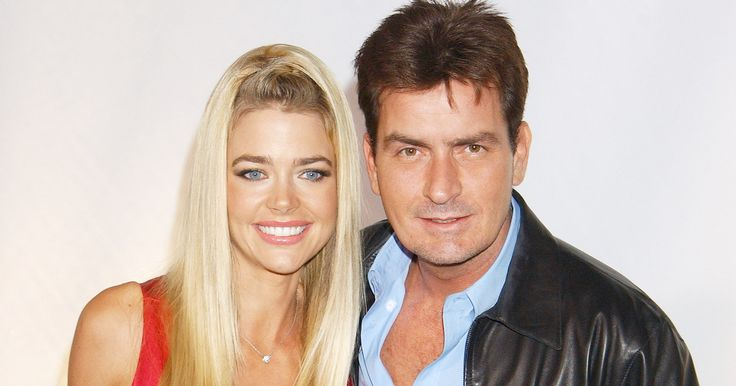 Charlie Sheen's second ex-wife, Denise Richards, has known for years that he's HIV-positive. More info at Usmagazine.com!