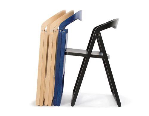 #sedie pieghevoli Patan, di Zilio A&C