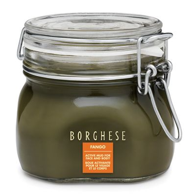 I love Boghese products (may be a little biased since I used to work for them), but they work great, smell great and leave my skin so soft!!! This jar shown is Fango - My all-time favorite face mask!