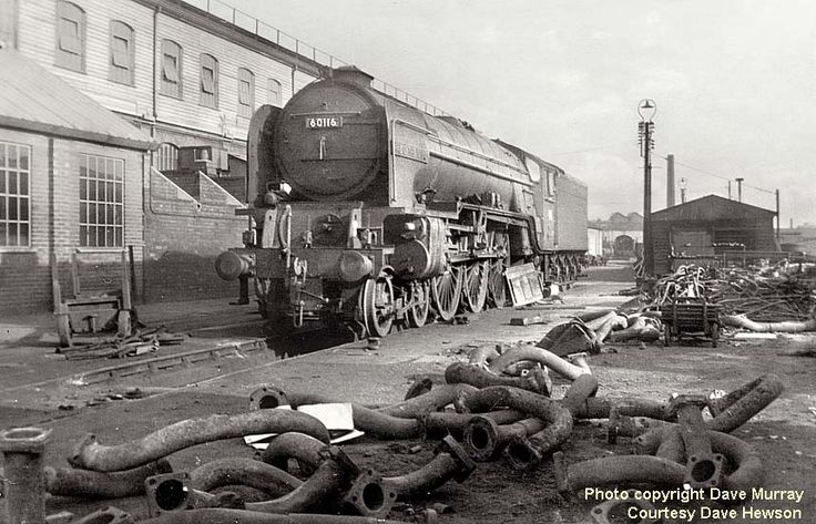 steam train scrap yards - Google Search