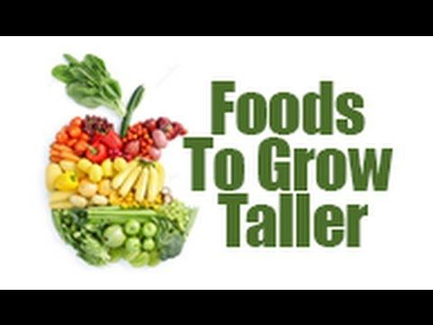 What To Eat To Grow Taller Fast & Naturally - YouTube
