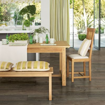 Laura Ashley Laura Ashley bog oak 4V laminate Flooring- at Debenhams.com