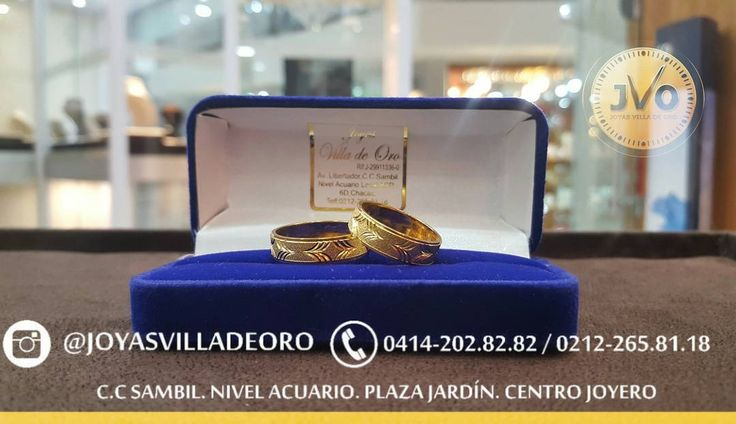 Aros de matrimonio en Oro amarillo, Rosado o blanco 18k . Nuestros precios incluyen las réplicas en plata 925, arras, el  grabado de todos los anillos y la garantía que cubre el mantenimiento de las piezas. #Aros #matrimonio #boda #novios #novias #casate #oro18k #plata #jewelry #jewelrygram #luxury #marry #love #joyas #joyeria #Joyasvilladeoro #centrojoyero #sambilvzla #sambilcaracas #trendy #beauty #cute  #specialday #rings #wife #ring #gold#ido #bride #rings #replicas…