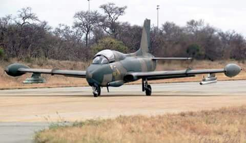 85 Combat Flying School. Impala mkll