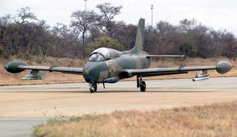 85 Combat Flying School. Impala mkll