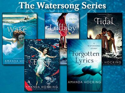 Fall under the spell of Wake—the first book in an achingly beautiful new series by celebrated author Amanda Hocking—and lose yourself to the Watersong.