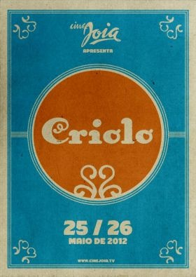 Criolo gig @Cine Joia - May 25-26