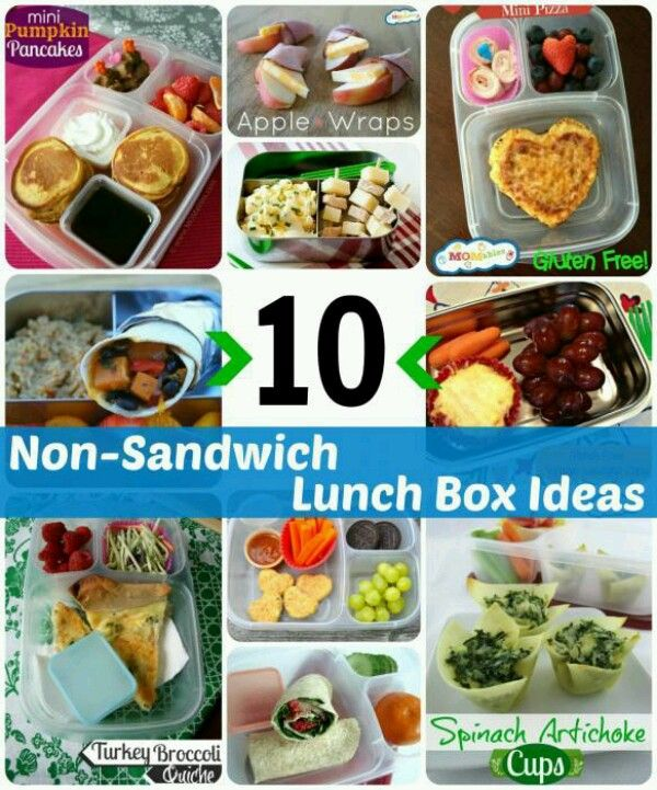 Make a lunch you and your kids will enjoy with this selection of easy sandwich recipes.