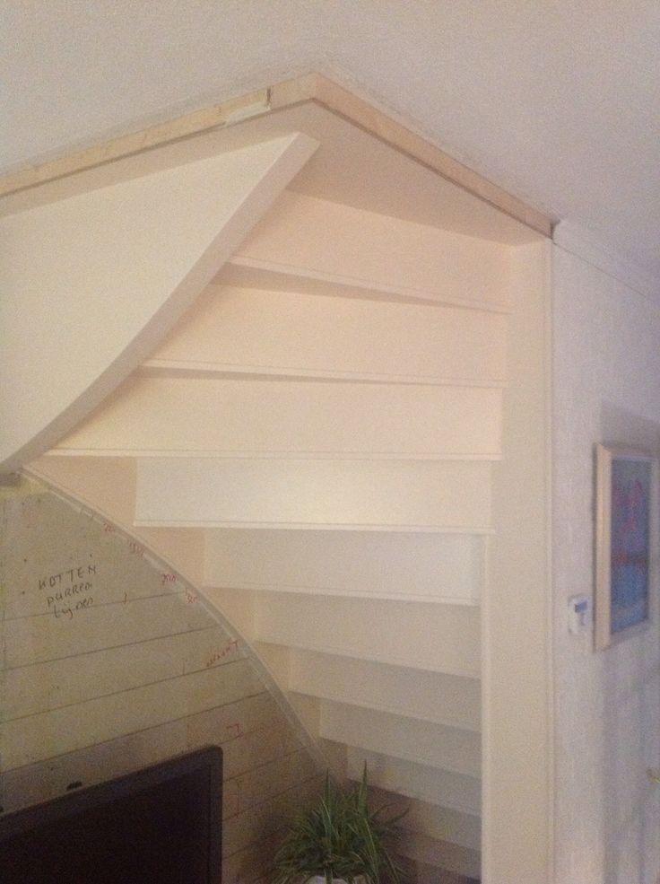 17 beste afbeeldingen over stairz traprenovatie een nieuwe trap in 1 dag zonder hak en breek - Decoratie van trappenhuis ...