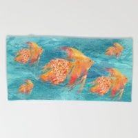 Easy living Beach Towel