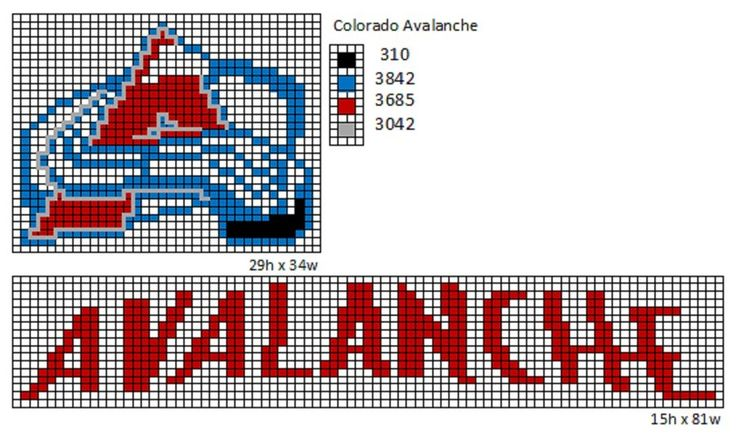 Colorado Avalanche by cdbvulpix.deviantart.com on @deviantART