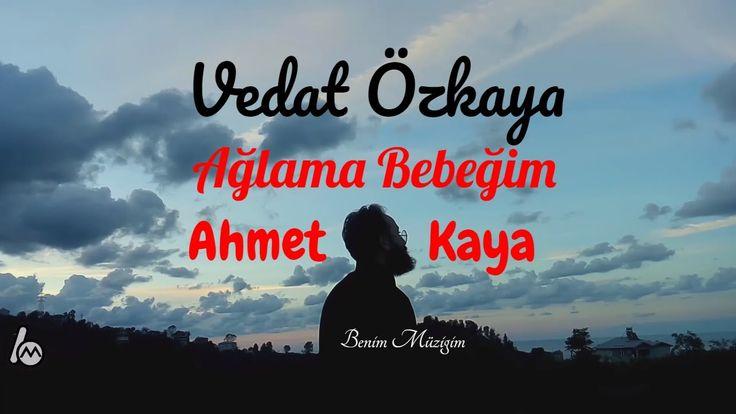 Vedat Özkaya - Ağlama Bebeğim (Ahmet Kaya Cover)