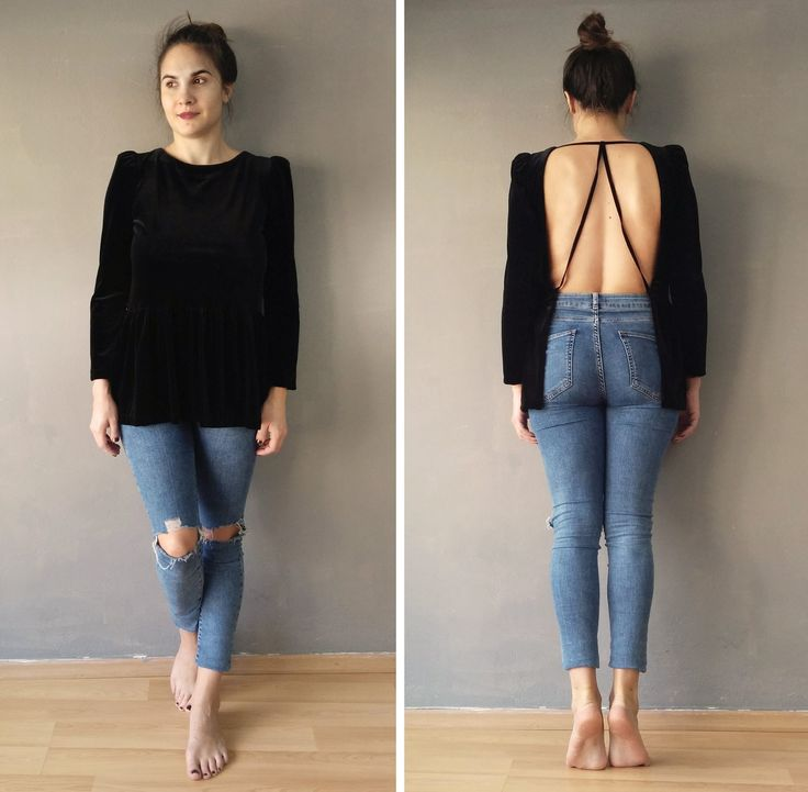 """""""Donder"""" BLOUSE from 126€ N O W 79€ !!!!!!!!!!  ** For ORDERS... INBOX please!!!!! ** — with Melanie Vorria. Tags: madame shou shou"""