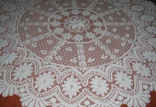 Explicaciones de tapetes en crochet imagui de lana - Como hacer tapetes de ganchillo ...