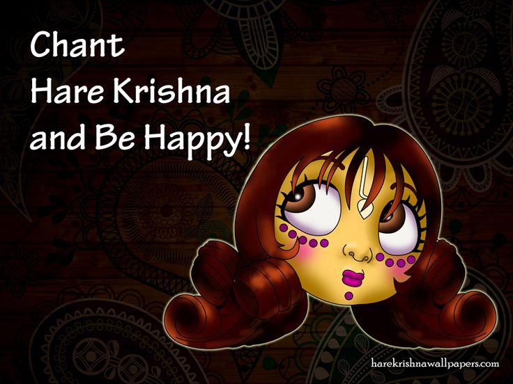 http://harekrishnawallpapers.com/chant-hare-krishna-and-be-happy-artist-wallpaper-002/