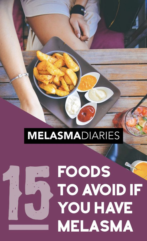 Did you know that some foods contain estrogen? Avoid these foods if you have melasma. Read the full post at MelasmaDiaries.com