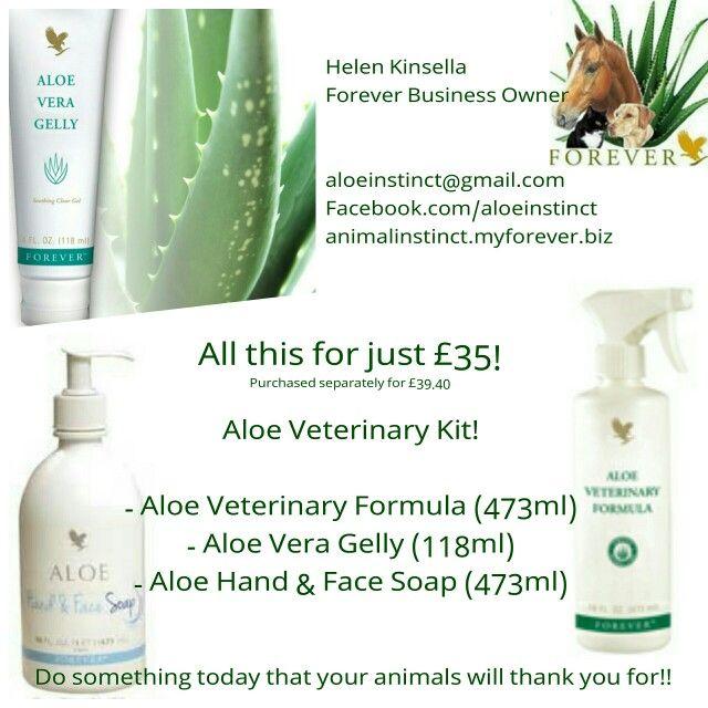 Aloe Veterinary Kit!