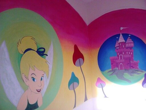 New mural half way through