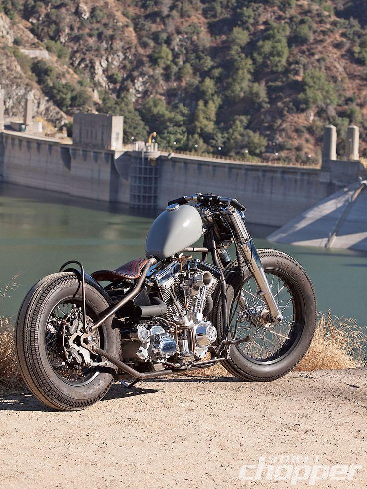 bobber motorcycle bike
