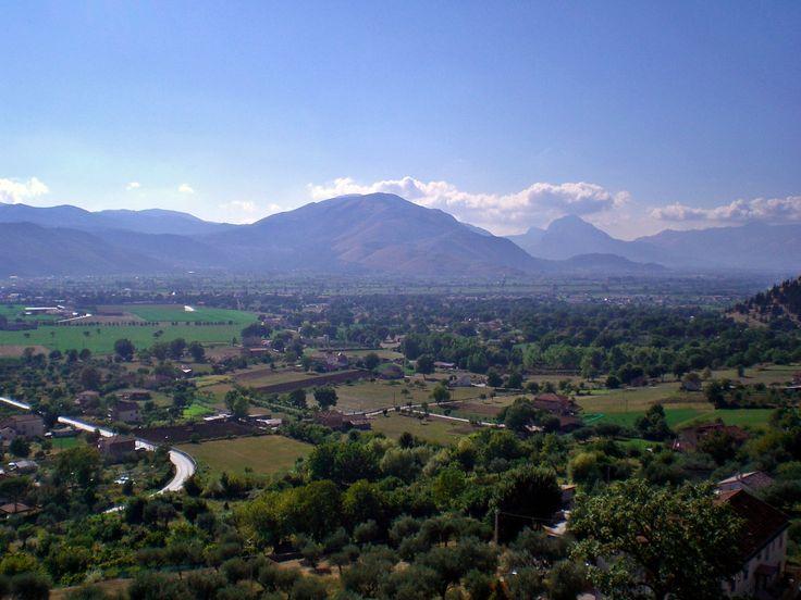 Vallo di Diano ed i Monti della Maddalena