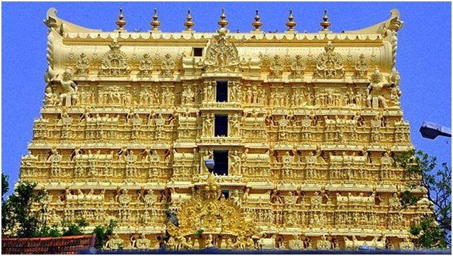 Incredible Padmanabhaswamy Temple And Its Ancient Treasures Hidden In Vaults Guarded By Serpents - MessageToEagle.com