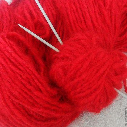 Купить или заказать Пряжа для вязания 100% ангора элитная пряжа для ручного вязания в интернет-магазине на Ярмарке Мастеров. Пышная пуховая пряжа для ручного вязания. Пух ангорских кроликов (Франция) напряден на итальянскую нить мериноса. Отменное качество - для вязания спицами и крючком для детей. Вещи из такой пряжи ручной работы - мягкие, очень теплые, красивые и долговечные! 100% ангоры - это элитная пряжа высочайшего качества! А цвет? Это же просто феерия цвета! Взрыв!