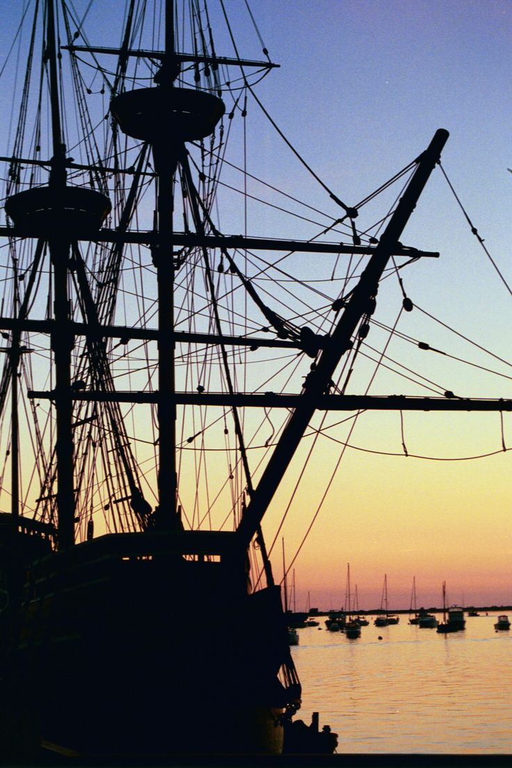 All sizes | MAYFLOWER AT DAWN | Flickr - Photo Sharing!