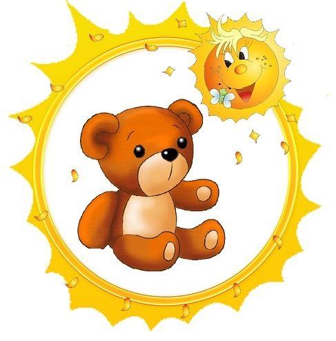 Картинки для шкафчиков детский сад солнышко
