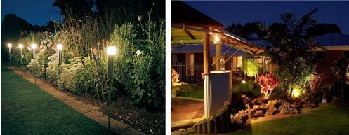 Lighting can create fantastic night ambience, bringing your #beautiful #garden to #life.