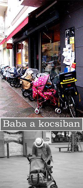 A 21. századi babák többsége az utcán babakocsiban utazik, és általában előre nézve, háttal a szülőnek. Egy angliai kutatás a babakocsik pszichológiai hatását vizsgálta.