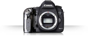 Professional EOS DSLR Cameras - Large Sensor Cameras - Canon UK