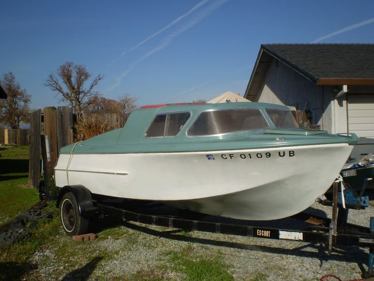 1000 Ideas About Cabin Cruiser On Pinterest