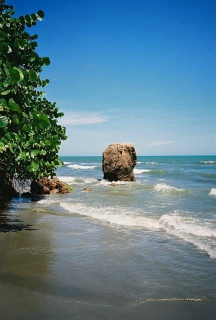 Puerto Cabezas, Nicaragua  1995