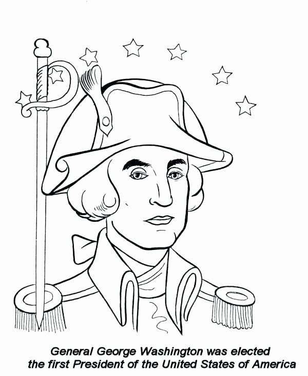 George Washington Carver Coloring Page Best Of George Washington Drawing At Getdrawings In 2020 Online Coloring Pages Cute Coloring Pages Coloring Pages