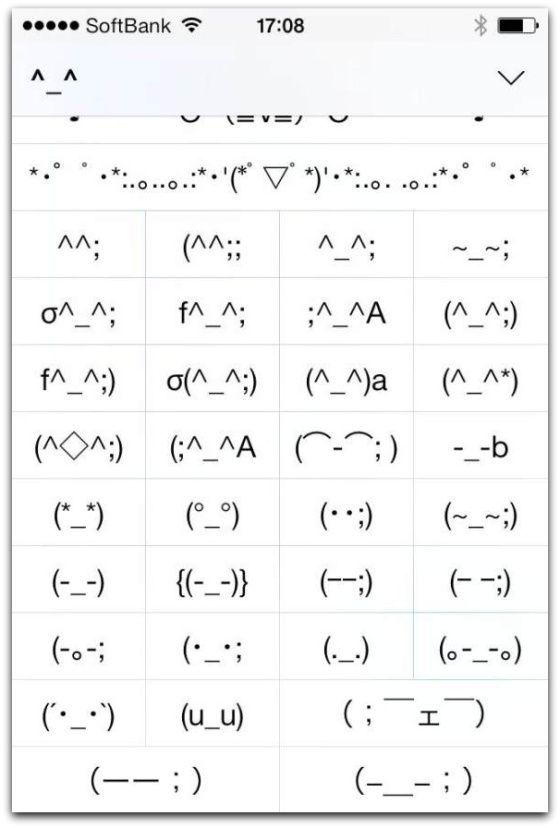 Images Of Animal Text Emoticons Spacehero
